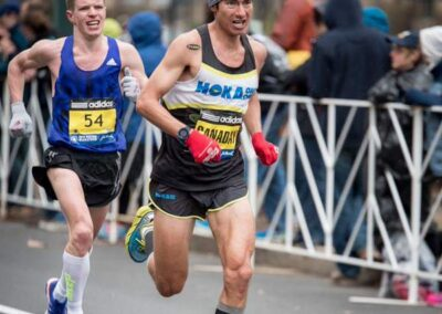 BQ Marathon Training Plan