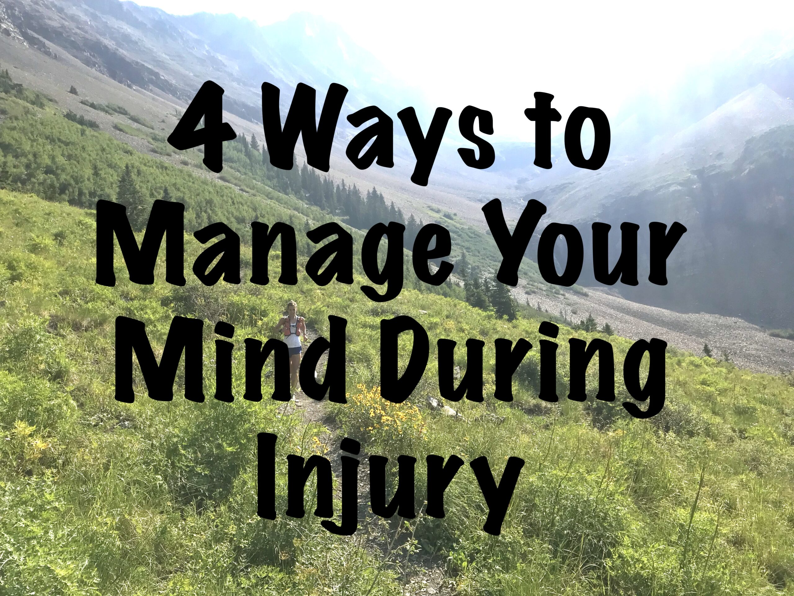 4 Tips for Dealing with Injuries